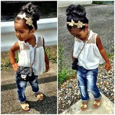 ღ.. so in love I hope and pray that my daughter is a little diva with a whole lot of sass...