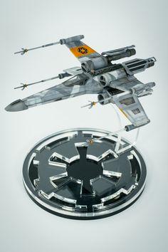 Nave Star Wars, Star Wars Rpg, Star Wars Fan Art, Star Wars Ships, Spaceship Art, Spaceship Concept, Star Wars Spaceships, X Wing Miniatures, Star Wars Vehicles