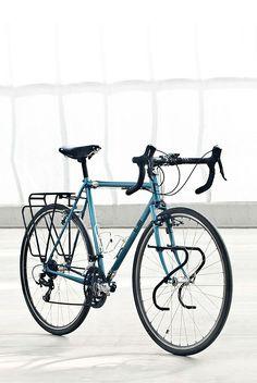 Sentir el aire en la cara cuando andas en bicicleta