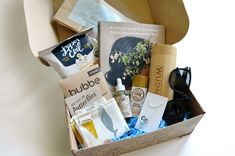 Earthlove Review Summer 2020 - An eco-friendly lifestyle subscription box! Subscription Boxes, Body Butter, Safe Food, Biodegradable Products, Eco Friendly, Organic, Lifestyle, Natural, Summer