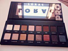 "#BeautyandMi calls the pigmentation in the LORAC #PROPalette, ""Unbelievable."""