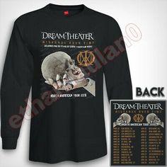 Jethro Tull 50th Anniversary Tour Dates North America 2018 T shirt S-3XL MEN/'S
