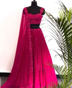 Buy beautiful Designer fully custom made bridal lehenga choli and party wear lehenga choli on Beautiful Latest Designs available in all comfortable price range.Buy Designer Collection Online : Call/ WhatsApp us on : Indian Gowns Dresses, Indian Fashion Dresses, Indian Designer Outfits, Bridal Dresses, Designer Dresses, Designer Sarees, Indian Wedding Dresses, Indian Outfits Modern, Punjabi Wedding