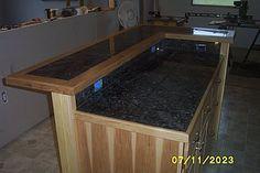 Granite Tile Countertops Anyone
