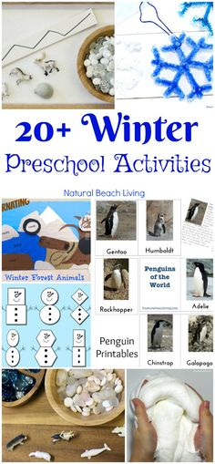 30+ January Preschool Themes and Activities, January is the perfect time for Preschool Crafts, Winter Science experiments, Winter STEM Activities, learning about winter animals, Winter Preschool Printables, Fun Winter Activities for Kids, hands-on activities for Preschoolers, JanuaryActivities and Themes for Preschool #preschoolthemes #preschool #preschoolcrafts #winterpreschool