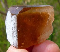 Imperial Topaz Crystal   specimen  lapidary by CoyoteRainbow, $20.00