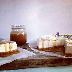 Yogurt cake {senza cottura}