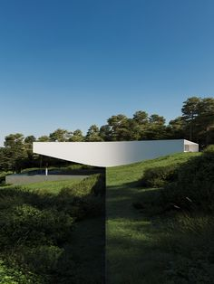 New project | Fran Silvestre Arquitectos Archi Design, Minimalism, Golf Courses, Exterior, Mansions, Landscape, Architecture, House Styles, Inspiration