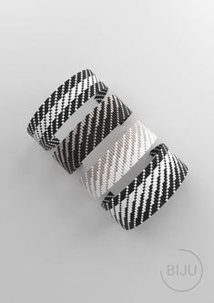How you will increase your information about loom patterns Seed Bead Bracelets Tutorials, Loom Bracelet Patterns, Bead Loom Bracelets, Bead Loom Patterns, Friendship Bracelet Patterns, Beading Patterns, Stitch Patterns, Seed Bead Jewelry, Beaded Jewelry