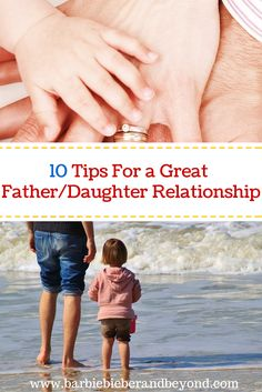 10 Tips from My Dad For a Great Father/Daughter Relationship, some tips from a much loved and very much missed father #daughter #fatherdaughter #parenting