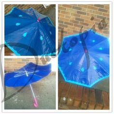 Duct Tape Umbrella Design