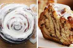 Cancel Your Plans And Make This Giant Cinnamon Roll NOW