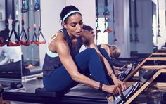 For many people, one of the biggest hurdles they'll face on their fitness journey is actually stepping foot in a gym. Researchers have even studied this ...