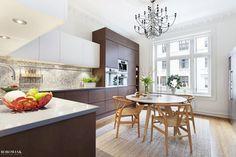 Lekkert og påkostet kjøkken fra JKE Design
