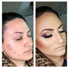 ef5625cc355ec 11 melhores imagens de Maquiagem   Maquiagem beleza, Maquiagem ...