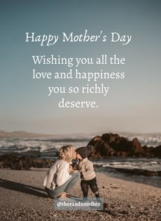 Wishing you all the love and happiness you so richly deserve. Happy Mother's Day! #Mothersdayquotes #2021Mothersdayquotes #Inspirationalmothersquotes #Caringmotherquotes #Bestmomquotes #Bestmomintheworld #Mothersdaysayings #Mothersday2021quote #Cutemothersdayquotes #Mothersdaypoems #Mothersdaycaptions #Motherslovequotes #Motherhoodquotes #Mothersdaygreetings #Mothersdaywish #Quotesandsayings #therandomvibez #Mothersdayquotesfromson #Happymothersdayquotes #Mothersdayquotesfromdaughter