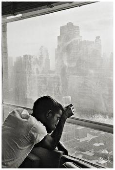 Sammy Davis Jr 1959 by Burt Glinn