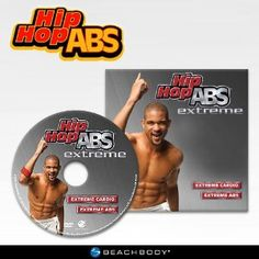 Hip Hop Abs Extreme DVD Workout - Extreme Cardio, Abs