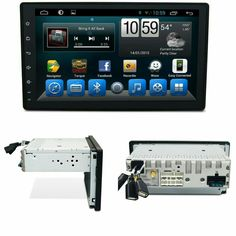 Android Radio, Computer Basics, Toyota Hilux, Gps Navigation, Entertainment System, Multimedia, Quad, Entertaining