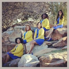 Natural Beauty #SGRho - Eta Alpha Chapter