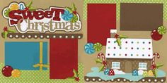 A Sweet Christmas Page Kit