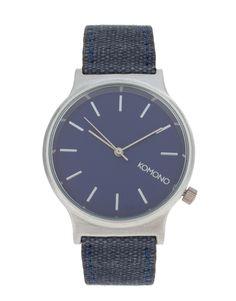 Komono Watch #komonowatch #menswatch #ladieswatch  For more designs, check out www.urbantrait.com