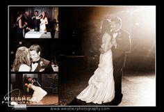 Jupiter Beach Resort and Spa Wedding Album page 31 & 32. Debra Weisheit, Photographer