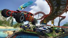 Trackmania Turbo Gets Free VR Update - IGN