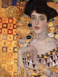 Image result for Gustav klimt woman in gold