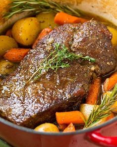 One Easy Home Made Pot Roast. Daily simple recipes for great ideas, and lots of food recipe favorites