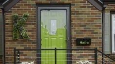 How To: Paint an Exterior Door - Better Homes & Gardens - BHG.com