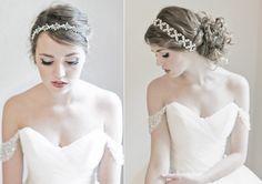 eva & rachelle swarovski headbands - enchanted atelier fall winter 2013 collection