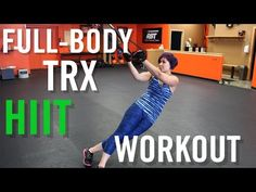 Insane 30 Minute TRX Full-Body Workout - YouTube