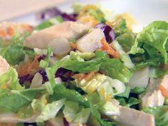 Chinese Chicken Salad recipe from Ellie Krieger via Food Network