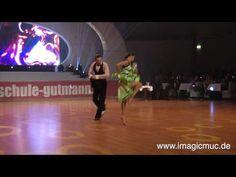 Stefano Di Filippo& Dasha • Jive • Euro Dance Festival 2015 - YouTube