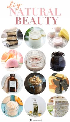 Did you catch the DIY bug? Follow one of these natural beauty tutorials to make a product made with REAL ingredients. Diy Hair Mask, Mason Jar Gifts, Mason Jar Candles, Beauty Tutorials, Natural Cosmetics, Diy Natural Beauty Recipes, Homemade Beauty, Homemade Gifts, Diy Gifts
