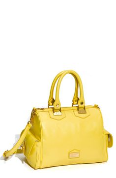 MARC BY MARC JACOBS 'House of Marc' Leather Satchel. Hi you shall find a new home on my arm please and thanks.