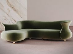 Want to add a dash of fun to your living room project? Select a playful sofa design Funky Furniture, Sofa Furniture, Furniture Design, Living Room Sofa Design, Couch Design, Design Table, Sofa Set, Lounge Chairs, Chairs