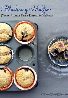 Blueberry Muffins th