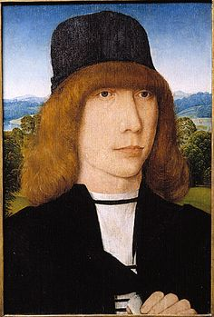 Portrait of a Man by Hans Memling