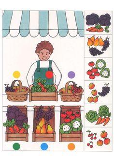 Kids Learning Activities, Brain Activities, Autumn Activities, Kindergarten Activities, Picture Comprehension, Teaching Shapes, Sick Kids, Preschool Printables, Worksheets For Kids