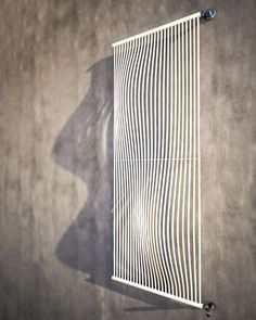 RODLIER-DESIGN présente Radiateur DUNE  de GRAZIANO SCULPTURAL DESIGN made in italy