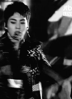 MinSeok staring into your soul
