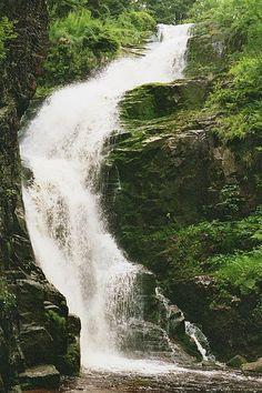 Zackelfall, Riesengebirge
