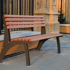 Reference - Urbania vybavení veřejného prostoru Loft Furniture, Street Furniture, Metal Furniture, Industrial Furniture, Rustic Furniture, Furniture Design, Outdoor Furniture, Garden Seating, Garden Chairs