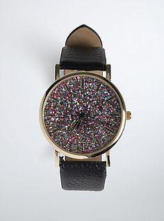 Glitter Watch,