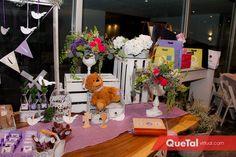Decoración muy bella. #mesadedulces #candybar #primeracomunion
