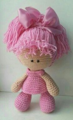 Amigurumi Örgü Oyuncak – Elbiseli Kız Bebek Yapılışı ( Anlatımlı ) – Örgü, Örgü Modelleri, Örgü Örnekleri, Derya Baykal Örgüleri