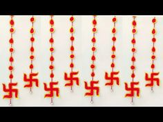 Diwali Decoration Lights, Ganpati Decoration At Home, Paper Decorations, Stage Decorations, Diwali Diy, Diwali Craft, Hand Crafts For Kids, Diy Arts And Crafts, Janmashtami Decoration