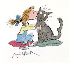 Ilustração de Quentin Blake LivrosPatudos